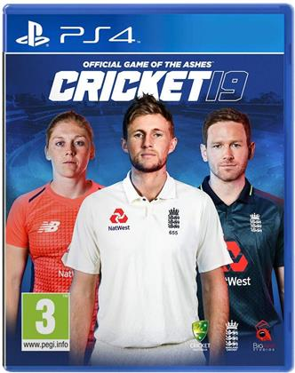 Cricket 19 - The official Game of the Ashes