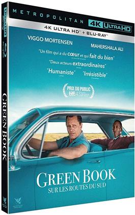 Green Book (2018) (4K Ultra HD + Blu-ray)