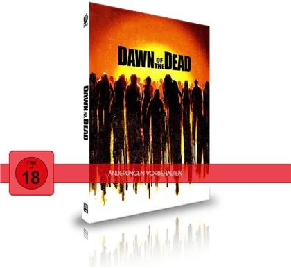 Dawn of the Dead (2004) (Cover C, Director's Cut, Versione Cinema, Edizione Limitata, Mediabook, 2 Blu-ray)