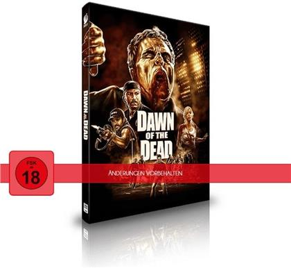 Dawn of the Dead (2004) (Cover A, Director's Cut, Versione Cinema, Edizione Limitata, Mediabook, 2 Blu-ray)