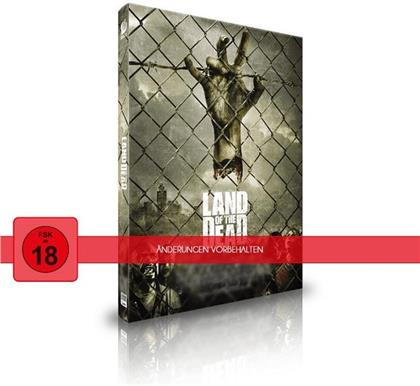Land of the Dead (2005) (Cover B, Director's Cut, Kinoversion, Limited Edition, Mediabook, 2 Blu-rays)