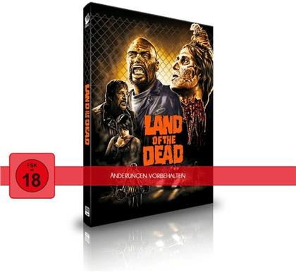 Land of the Dead (2005) (Cover A, Director's Cut, Kinoversion, Limited Edition, Mediabook, 2 Blu-rays)