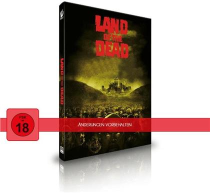 Land of the Dead (2005) (Cover C, Director's Cut, Versione Cinema, Edizione Limitata, Mediabook, 2 Blu-ray)