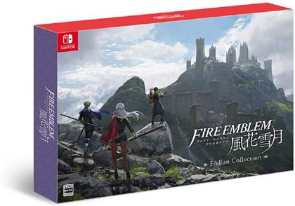 Fire Emblem: Three Houses - Limited Fodlan Edition (Japan Edition)