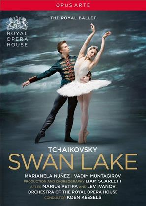 Royal Ballet, Orchestra of the Royal Opera House, … - Tchaikovsky - Swan Lake (Opus Arte)