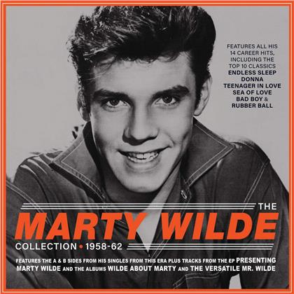 Marty Wilde - Marty Wilde Collection 1958 - 1962 (2 CDs)