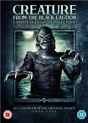 Creature from the Black Lagoon - Complete Legacy Collection (3 DVDs)