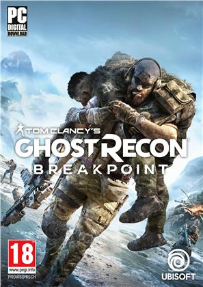 Tom Clancy's Ghost Recon: Breakpoint - (Code in a Box)