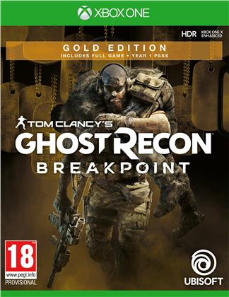 Tom Clancy's Ghost Recon: Breakpoint (Gold Edition)
