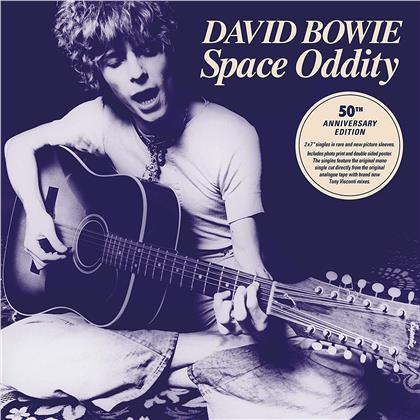 David Bowie - Space Oddity - EP (Rhino, 50th Anniversary Edition, 2 LPs)