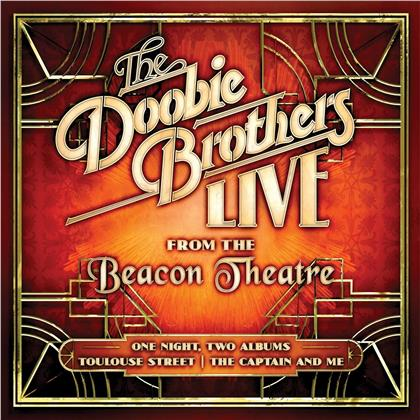 The Doobie Brothers - Live From The Beacon Theatre (CD + DVD)