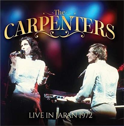 The Carpenters - Live In Japan 1972