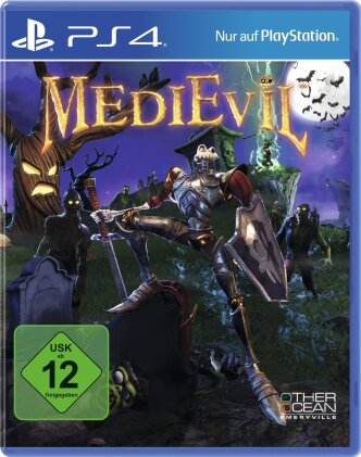 Medievil (German Edition)