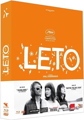 Leto (2018) (Édition Prestige, Papersleeve Limited Edition, Limited Edition, Blu-ray + DVD)
