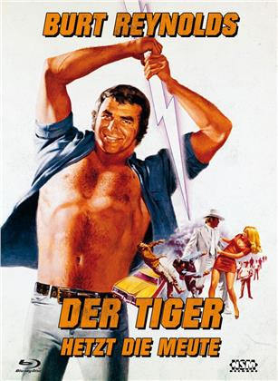 Der Tiger hetzt die Meute (1973) (Cover E, Limited Edition, Mediabook, Blu-ray + DVD)