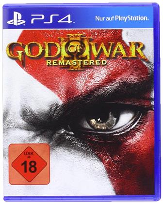 God of War 3 Remastered (German Edition)