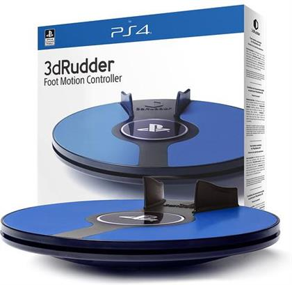 PS4 3dRudder Foot Motion Controller