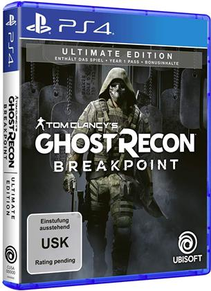 Tom Clancy's Ghost Recon: Breakpoint (German Ultimate Edition)