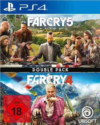 Far Cry 4 + Far Cry 5 Doublepack (German Edition)