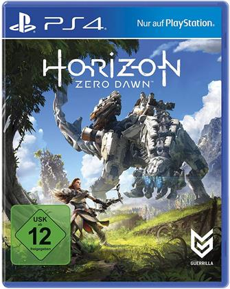 Horizon Zero Dawn (German Edition)
