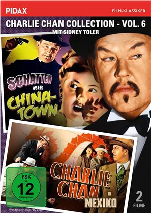 Charlie Chan Collection - Vol. 6 (Pidax Film-Klassiker)