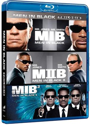 Men in Black 1-3 (3 Blu-ray)