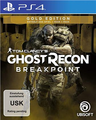 Tom Clancy's Ghost Recon: Breakpoint (German Gold Edition)
