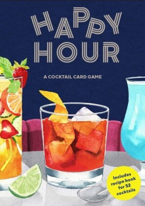 Happy Hour - The Cocktail Card Game