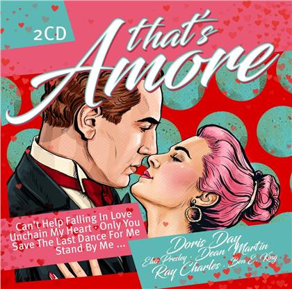 Doris Day, Dean Martin & Ben E. King - That s Amore (2 CDs)