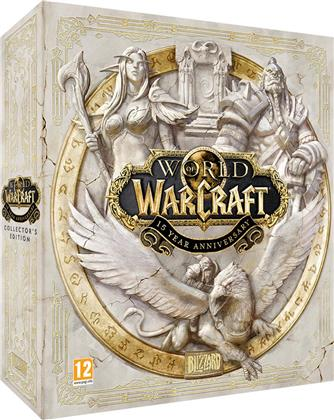 World of Warcraft - (15th Anniversary Collector's Edition)
