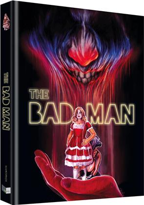 The Bad Man (2018) (Cover A, Limited Collector's Edition, Mediabook, Uncut, Blu-ray + 2 DVDs + CD)