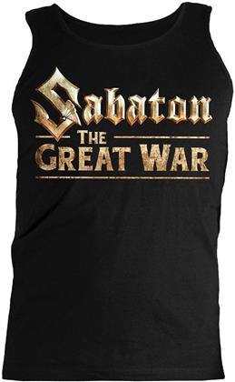 Sabaton - The Great War Tanktop T-Shirt