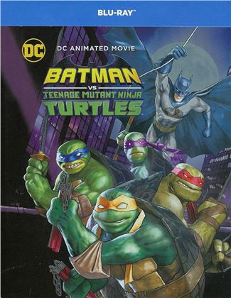 Batman vs Teenage Mutant Ninja Turtles (2019) (Limited Edition, Steelbook)
