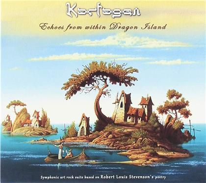 Karfagen - Echoes From Within Dragon Island (Limited Edition)