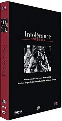 Intolérance (1916) (Collector's Edition, 2 DVD)