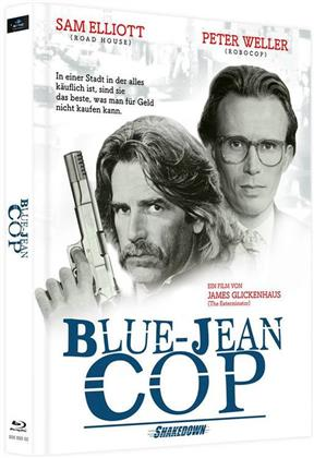 Blue Jean Cop (1988) (Cover D, Limited Edition, Mediabook, 2 Blu-rays)