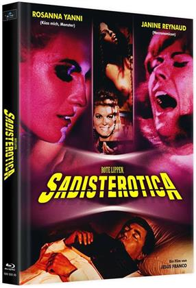 Rote Lippen, Sadisterotica (1969) (Cover D, Limited Edition, Mediabook, 2 Blu-rays)