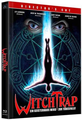 Witchtrap (1989) (Cover C, Director's Cut, Limited Edition, Mediabook, 2 Blu-rays)