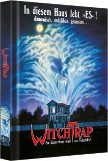 Witchtrap (1989) (Cover E, Director's Cut, Limited Edition, Mediabook, 2 Blu-rays)