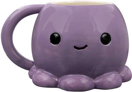 Cute Octopus Moulded Mug