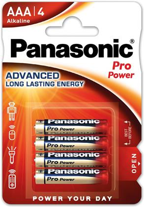 Panasonic Pro Power 4x LR03 (AAA)