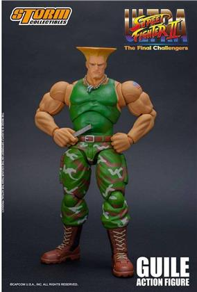 Storm Collectibles - Street Fighter Guile 1:12 Action Figure