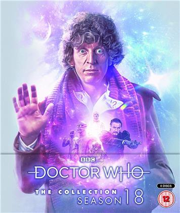 Doctor Who - The Collection - Season 18 (BBC, Papersleeve Limited Edition, Limited Edition, 8 Blu-rays)