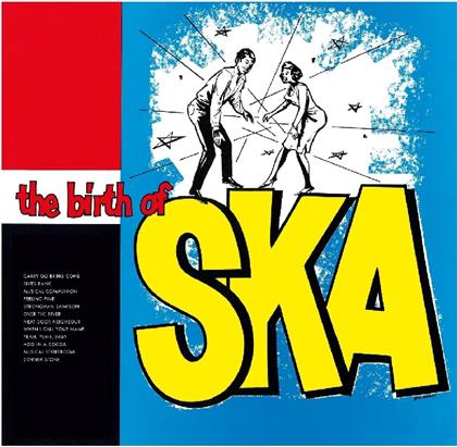 Birth Of Ska - Various (2019 Reissue, Music On Vinyl, LP)