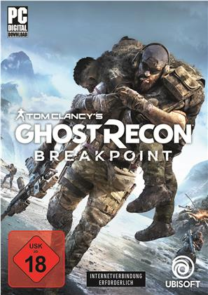 Tom Clancy´s Ghost Recon: Breakpoint - (Code in a Box) (German Edition)