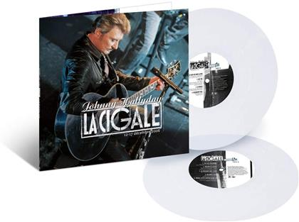 Johnny Hallyday - La Cigale (2019 Reissue, Limited, LP)