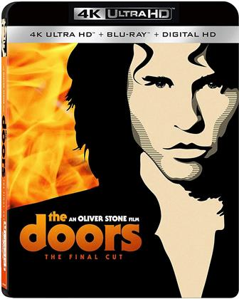 The Doors (1991) (4K Ultra HD + Blu-ray)