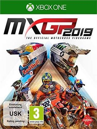 MXGP 2019 (German Edition)