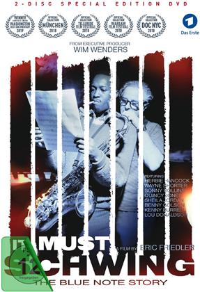 It Must Schwing - The Blue Note Story (2018) (Special Edition, 2 DVDs)