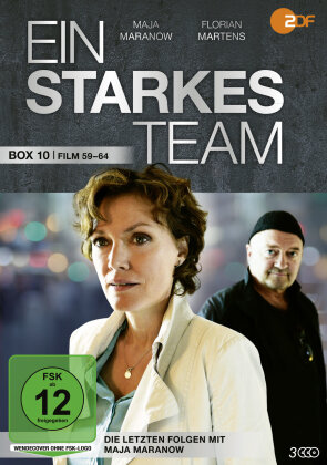 Ein starkes Team - Box 10 (3 DVDs)
